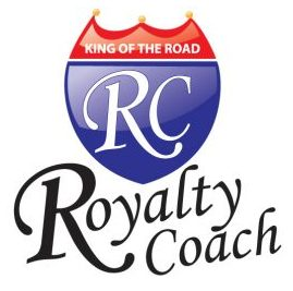 Royalty Coach Charter Buses Logo